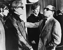 Tennessee Williams ve Andy Warhol