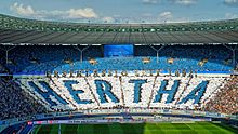 Berlin'in futbol takımı Hertha Berlin