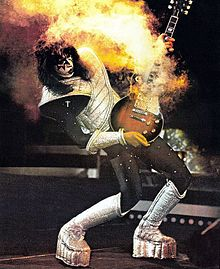 Kiss Alive Ace Frehley
